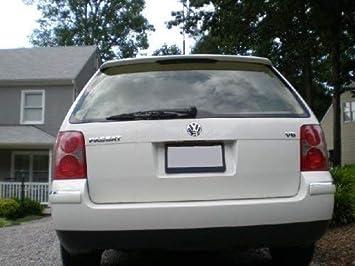Volkswagen VW Passat B5 Alerón trasero Tuning Avant Kombi R: Amazon.es: Coche y moto