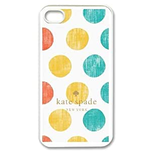iPhone 4,4S Phone Case White Kate Spade V8878812