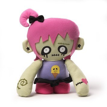 Zombie Sweetness Cute Sweet Zombie Plush Doll Toy Girls Kids