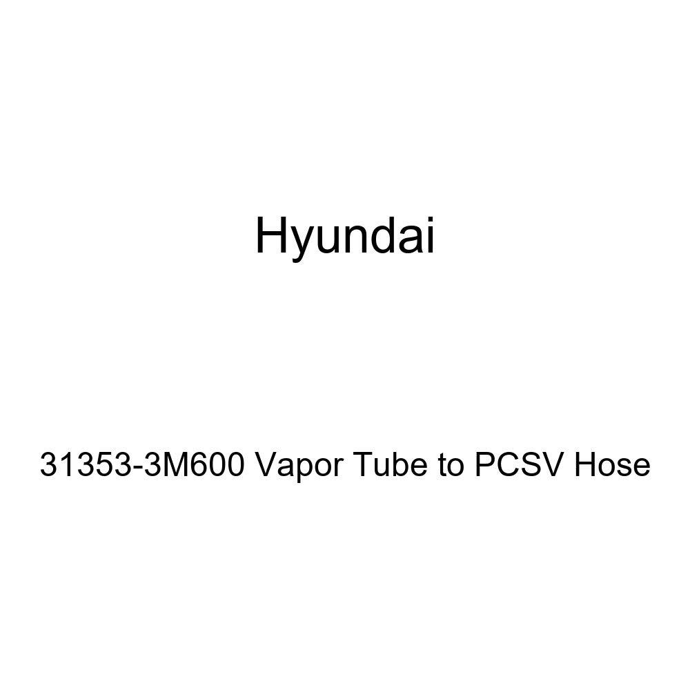 Genuine Hyundai 31353-3M600 Vapor Tube to PCSV Hose
