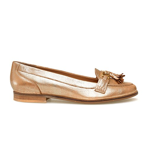 Van Dal Women's Murray Wide Fitting Loafers Bronze Metallic CeI5fcMax1