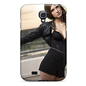 Rewens Case Cover For Galaxy S4 - Retailer Packaging Brianne Punk Protective Case