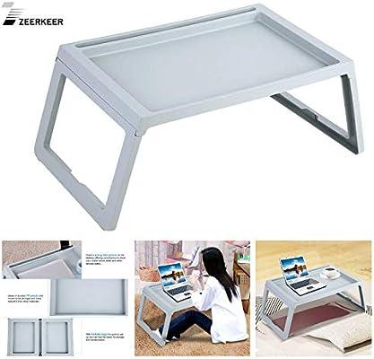 Zeerkeer - Mesa de plástico Plegable ecológica con Revestimiento ...