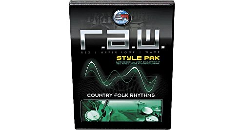 Style Pack - Country Folk Rhythms Loops Collection Software ()