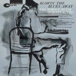 Blowin' The Blues Away 200g 33RPM LP
