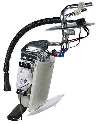 TRQ Fuel Pump & Sending Unit Module Rear for Ford F Series F150 F250 -