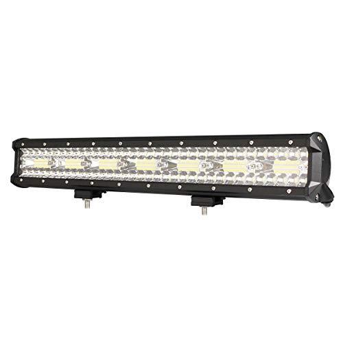 [해외]Raycharm 20 Inch 12V-24V 420W Super Bright Off-Road LED Fog & Driving Light Bar 1-Piece / Raycharm 20 Inch 12V-24V 420W Super Bright Off-Road LED Fog & Driving Light Bar 1-Piece