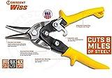 "Crescent Wiss 9-3/4"" MetalMaster Compound Action"