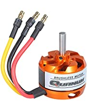 Solinder D3530 Out Runner Brushless Motor for Fixed Wing Aircraft RC Toy RC Electric Motor 1700KV