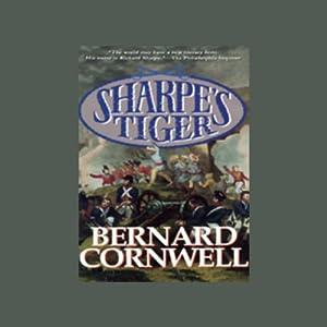 Sharpe's Tiger Audiobook