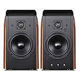 Swan Speakers - M300 - Powered Bookshelf Speakers