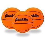 Franklin Sports Indoor Mini Basketballs - 3 Pack