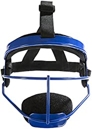 RIP-IT Defense Softball Fielder's Mask with Blackout Techno