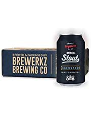 Brewerkz Oatmeal Stout, 330ml (Pack of 24)