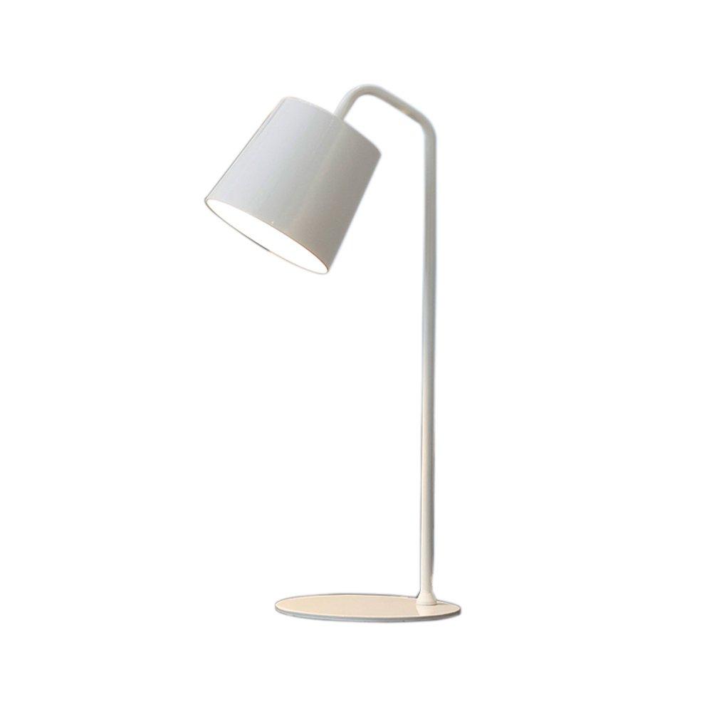 AJZGF Nordic creative lamp Einfache personalisierte Augenschutz Schreibtischlampe Kinder lernen LED-Leuchten zu lösen Table lamp (Farbe   Grün)