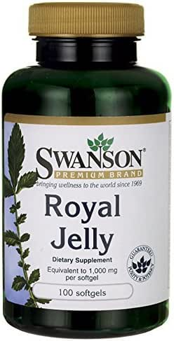Swanson Royal Jelly (1,000mg, 100 Softgels) by Swanson