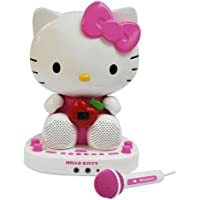 Hello Kitty KT2007F CDG Karaoke System with Built-In Color Video Camera