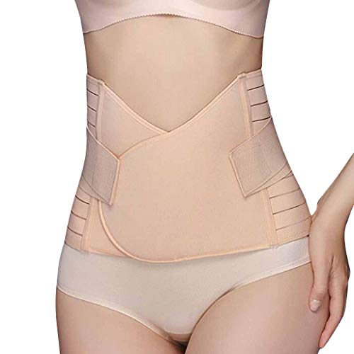 Peigen Women Breathable Strengthen Girdles and Abdominal Band Body Shape Belt Body Belt Postpartum Strengthen Girdles Recovery Abdominal Belly