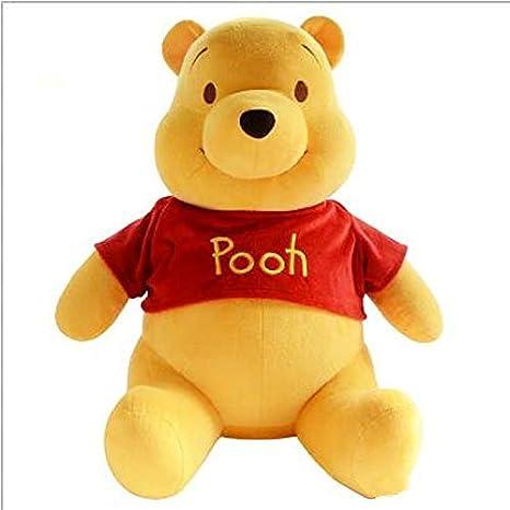 danyangshop Peluche Real 35 Cm Winnie The Pooh Bear Peluches Peluches Peluches Juguetes Regalos De Cumpleaños para Niños