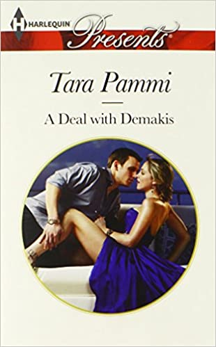 Book A Deal with Demakis (Harlequin Presents)