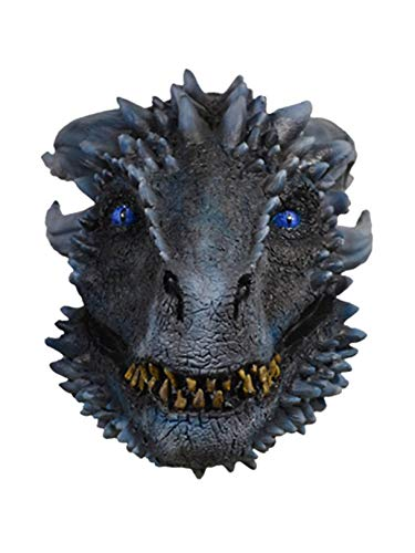 Trick Or Treat Studios Game of Thrones White Walker Dragon Mask Standard