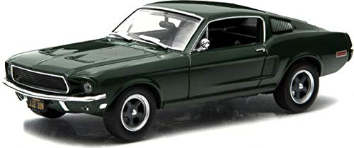 - Greenlight Collectibles Hollywood Series 3 - Bullitt - 1968 Ford Mustang Die Cast Vehicle (1:43 Scale)