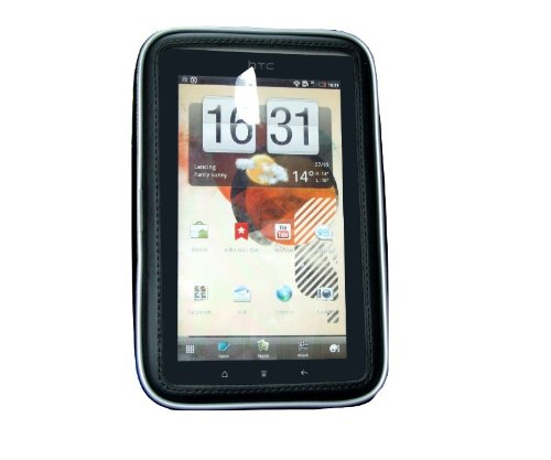 Navitech Cycle / Bike / Bicycle & Motorbike Waterproof holder mount and case for GPS satnav models up to 7 inch
