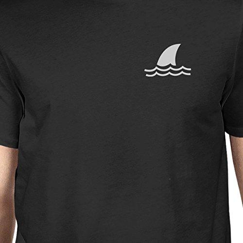 Printing 365 para tibur talla una corta manga hombre de Camiseta mini 47wngd7qT