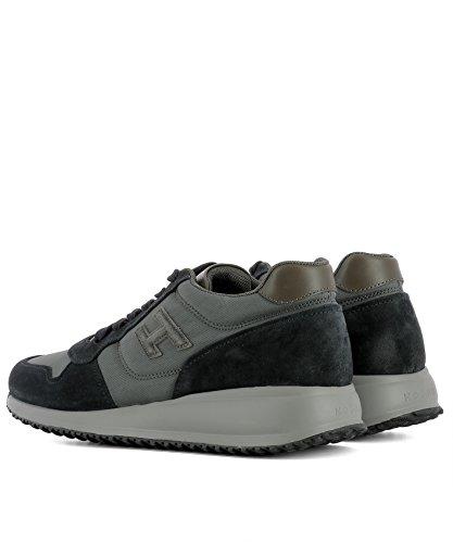 HXM2460Y800H516Z14 HXM2460Y800H516Z14 Hogan Uomo Sneakers Grigio Tessuto Uomo Sneakers Tessuto Hogan 7At7q