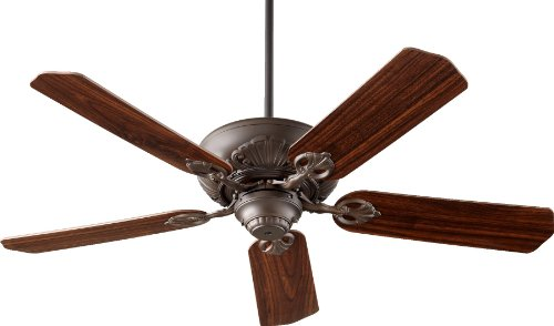 78525-86 Chateaux 5-Blade Energy Star Ceiling Fan with Reversible Blades, 52-Inch, Oiled Bronze Finish