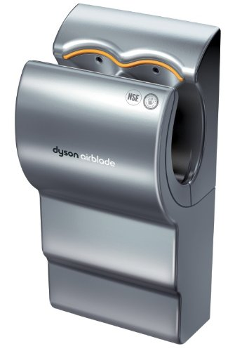 Dyson Airblade dB AB14-G-LV Hand Dryer, Steel-Gray ABS, Low Voltage, 110-120V