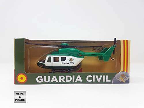 PLAYJOCS Helicóptero Guardia Civil GT-1757 4