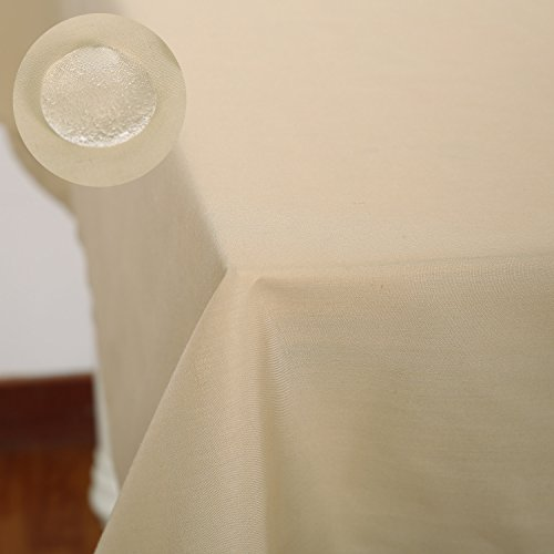 Deconovo Tischdecke Wasserabweisend