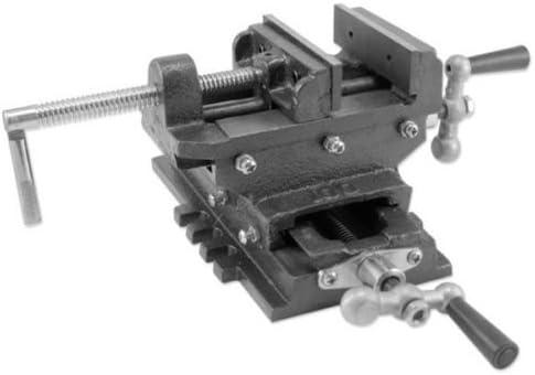 Generic LQ.8.LQ.1577.LQ.☛ Métal M Fraiseuse à métaux 2 Voies Pr Pression Vise Slide 2 X-Y Clamp Machine X-Y Cla 6' Foret croisé Heavy Dut US6-LQ-16Apr15-274