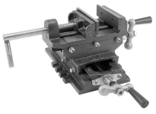 Generic O-8-O-1577-O chine H X-Y Clamp Machine Clamp Metal Milling 2 Way g 2 Way 6'' Cross Drill Metal M Heavy Duty ss Vise Press Vise Slide HX-US5-16Mar28-274 by Generic