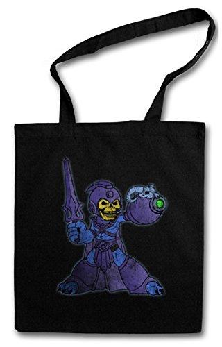 MEGATOR Hipster Shopping Cotton Bag Borse riutilizzabili per la spesa