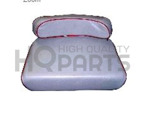 1210-1601 Massey Ferguson Seat Cushion Set by Generic