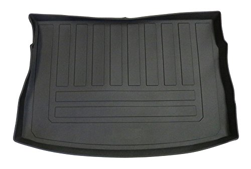 (Rubber Trunk Mat for 2015+ Volkswagen Golf eGolf GTI R)
