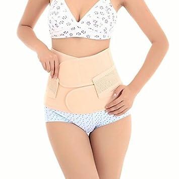9961daa790 Healthcom Waist Slimming Belt Shaper Wrapper Band Abdomen Abdominal Binder  Women Postnatal Pregnancy Belt-Support