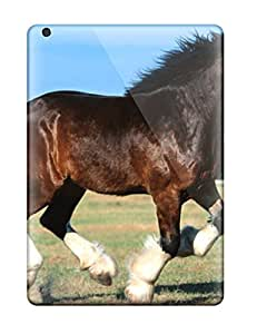 For Ipad Air Fashion Design Clydesdale Horse Cases-iTl1197Olnx