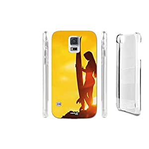 FUNDA CARCASA SURF RELAX SUN PARA SAMSUNG GALAXY S5 G906S LTE-A