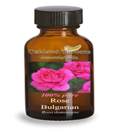 Diluted Absolute Oil (ABSOLUTE ROSE Essential Oil - Rosa damascena - Aroma: Very rich, deep, sweet-floral - 100% PURE Therapeutic Grade Essential Oil - Essential Oil By Oakland Gardens (Rose Absolute - 1 fl oz (30 ml)))