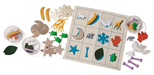 Silhouettes Early Learning Game (Primary Concepts, PC-1102 Match and Sort Learning Science Kit)