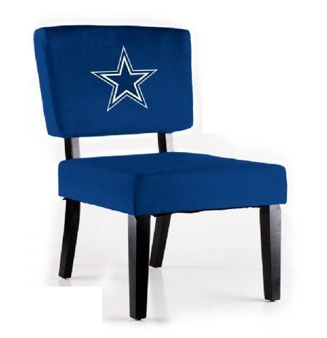 NFL Side Chair NFL Team: Dallas Cowboys by Imperial