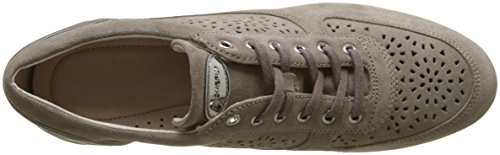 Stonefly Damen Venus II 81 bis Vel Sneaker Beige (Taupe Brown 075)