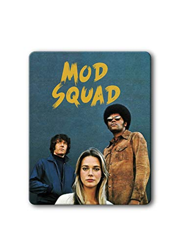 Mod Squad Fabric (The Mod Squad Computer Mouse Pad (1/8th inch Thick))