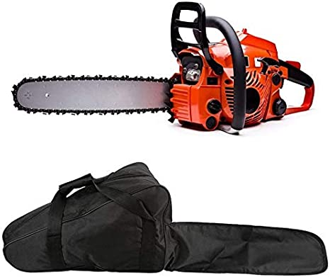 Chainsaw Carrying Bag Protective Holdall Box Case For 20 Chainsaws Tool