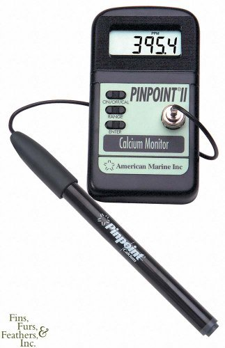 American Marine Pinpoint II Calcium Monitor by American Marine