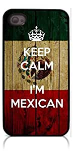 HeartCase Hard Case for Iphone 4 4G 4S (Mexican FLAG ) by mcsharks