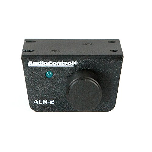 Audio Control Remote Control Bass Knob for Epicenter LC2i LC6 6X5 Overdrive Plus (Audio Control Overdrive)